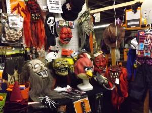 Halloween Angry Birds