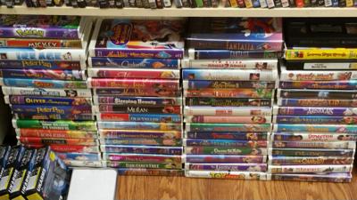DVDs_Disney