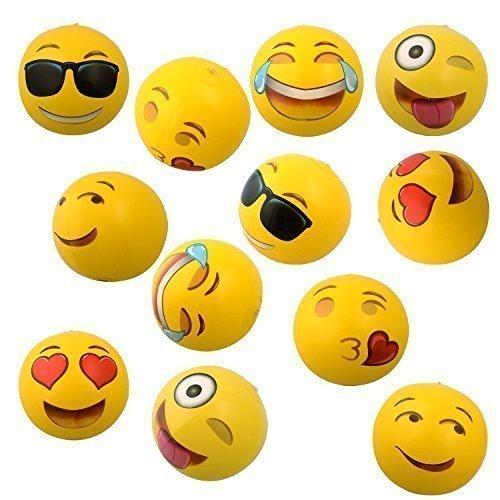 Emoji_Inflatable_Balls